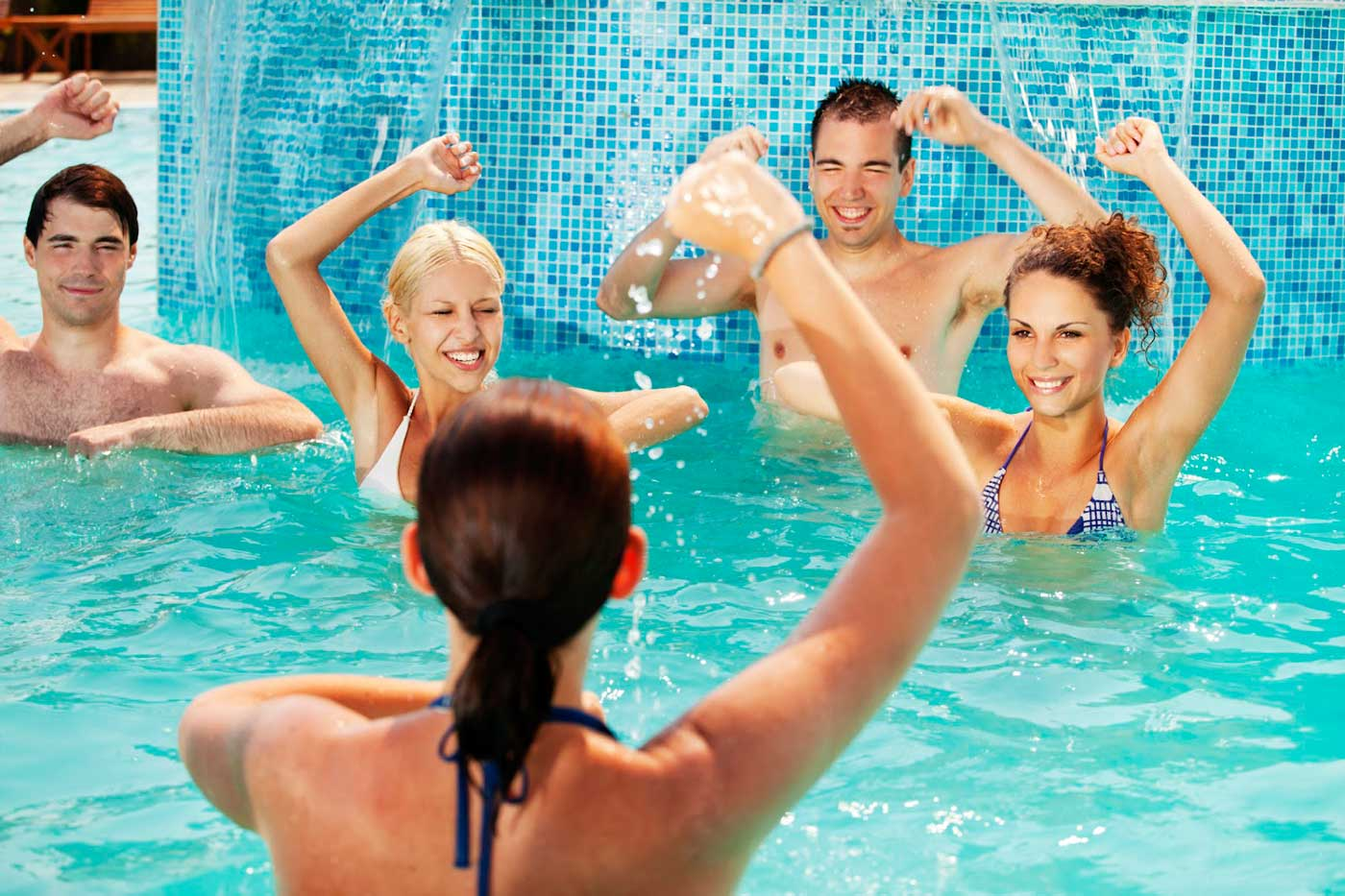 Water Aerobics for Stress ReliefWater Aerobics Videos