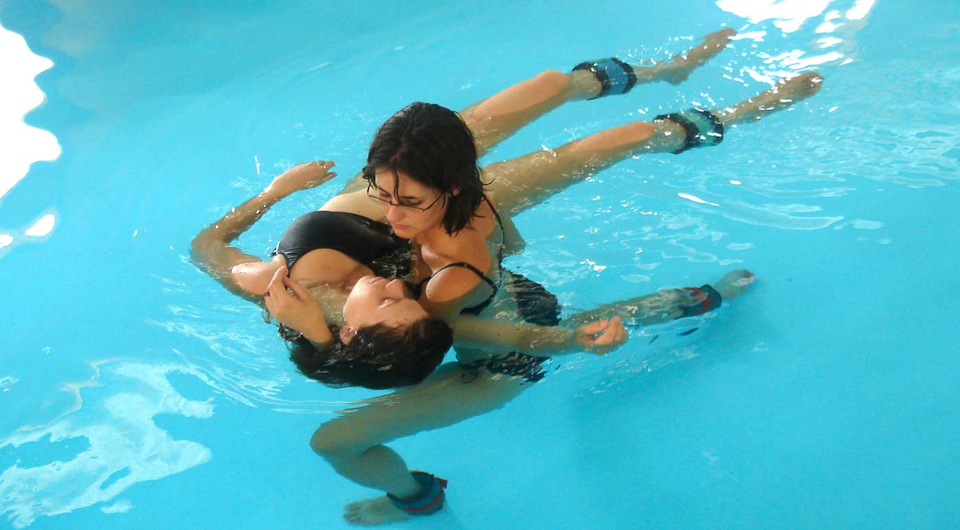 Watsu Massage for Stress, Pain and Fibromyalgia Relief