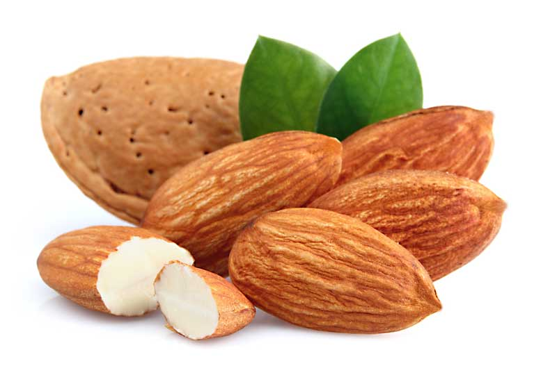 Almonds Contain Which Natural Poison S