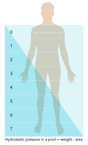 Hydrostatic Pressure In Aquatic Therapy Aqua4balance