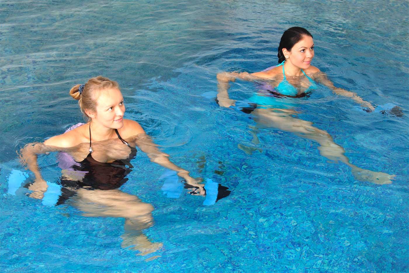 aqua aerobics aqua4balance