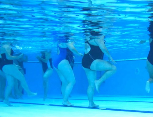Aqua Jogging for Weight Loss