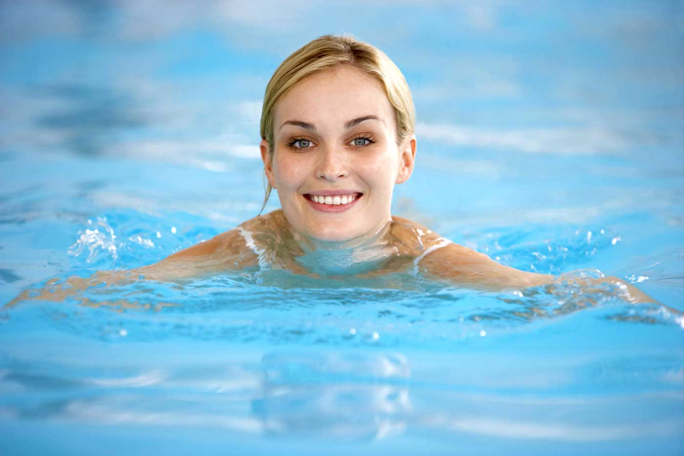 Aquatic Therapy Benefits People with Parkinson's Disease