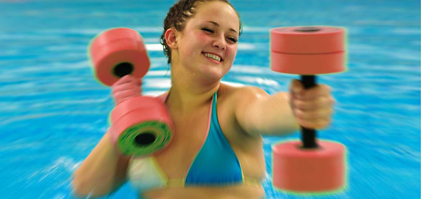 Aquatic Exercise for Ankylosing Spondylitis