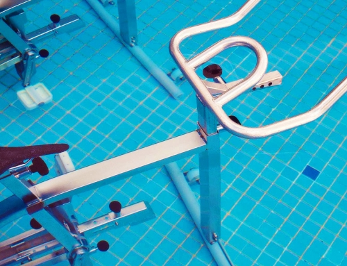 Ergocycle Training for Obese Patients: Land vs water