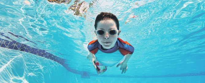Aquatic Exercise Program for Children with Cerebral Palsy