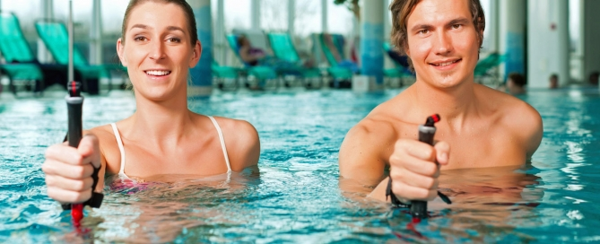 Water Exercises for Back Pain