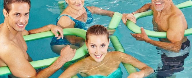 Aquatic Exercises for Knee Osteoarthritis