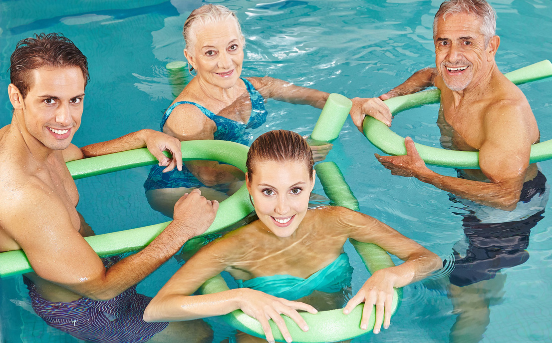 Aquatic Exercises for Knee Osteoarthritis