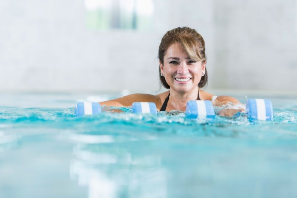 Aquatic Therapy for Subacute Stroke Patients