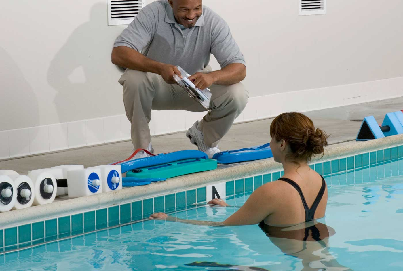Aquatic Physical Therapy And The Healing Properties Of
