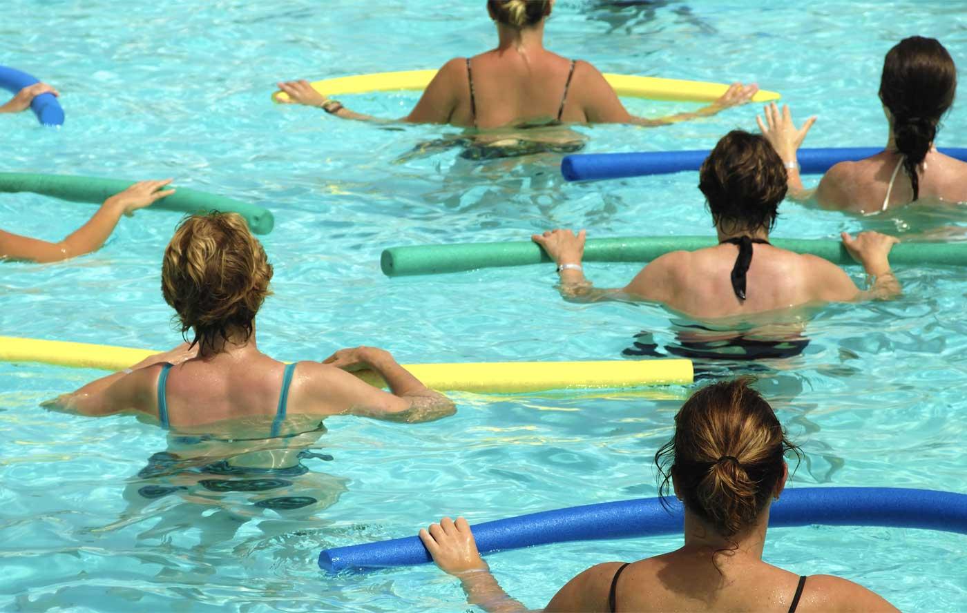 Aqua Yoga For Pain And Stress Relief Aqua4balance