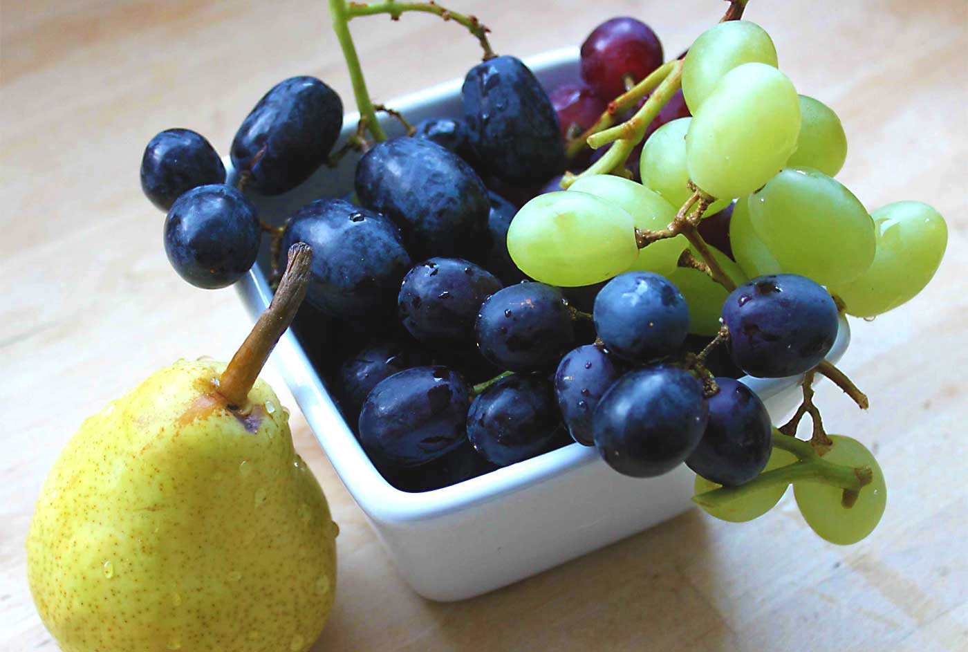 Fruits for Blood Type B - AQUA4BALANCE