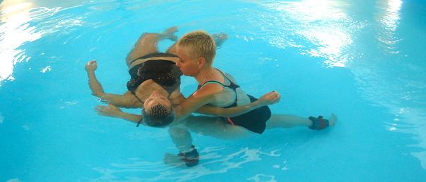 Watsu Massage For Stress Pain And Fibromyalgia Relief