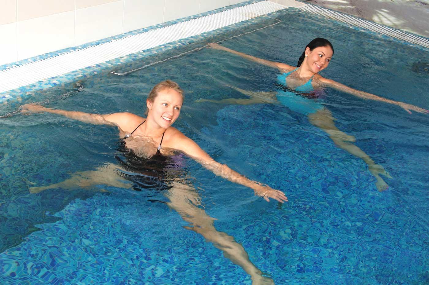 Aqua Yoga - AQUA40BALANCE