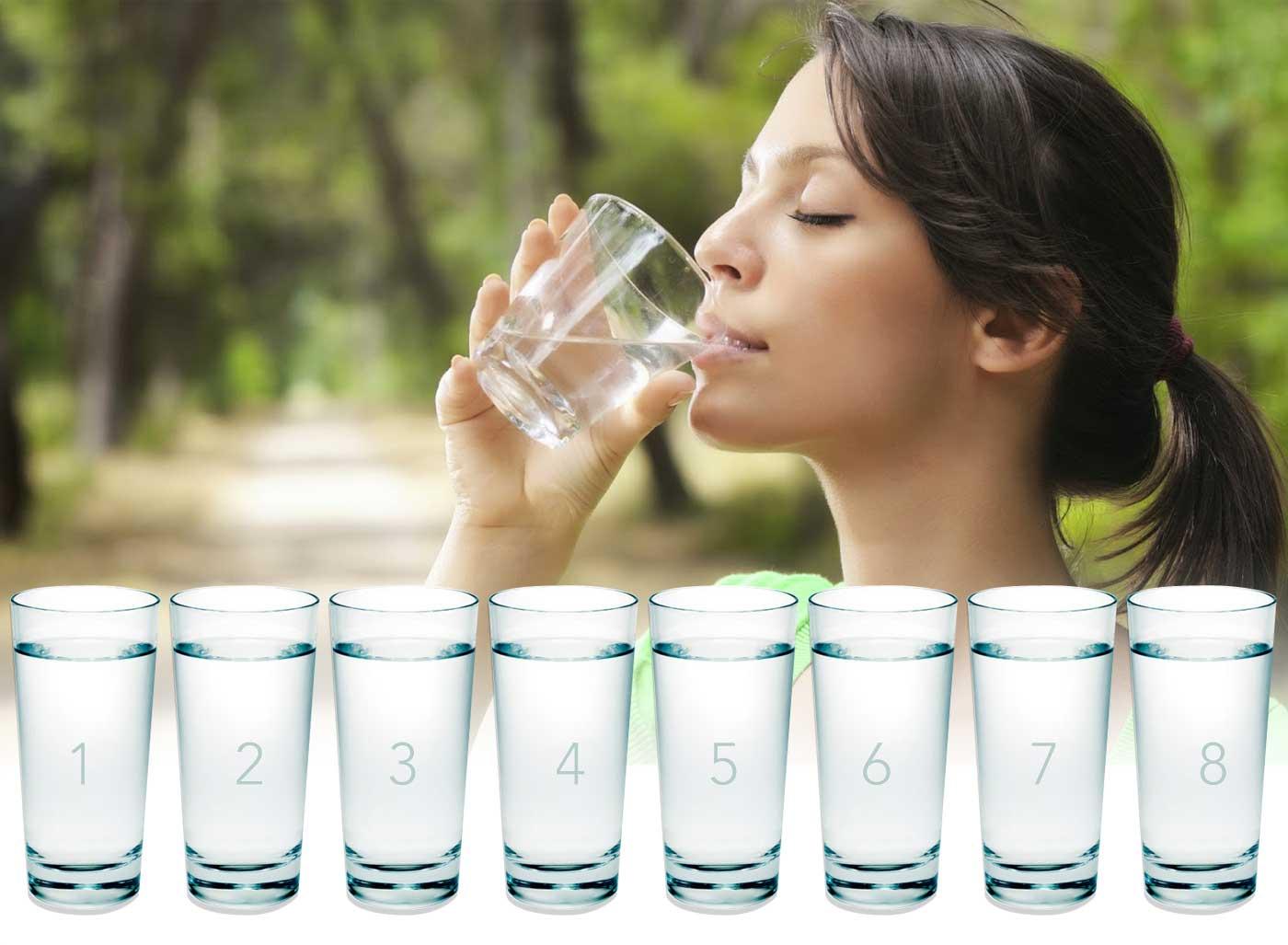 Water Intake Calculator - AQUA4BALANCE