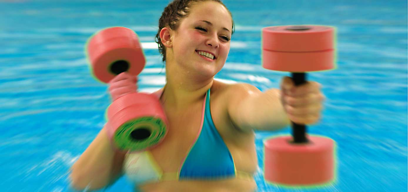 Aquatic Exercise for Ankylosing Spondylitis