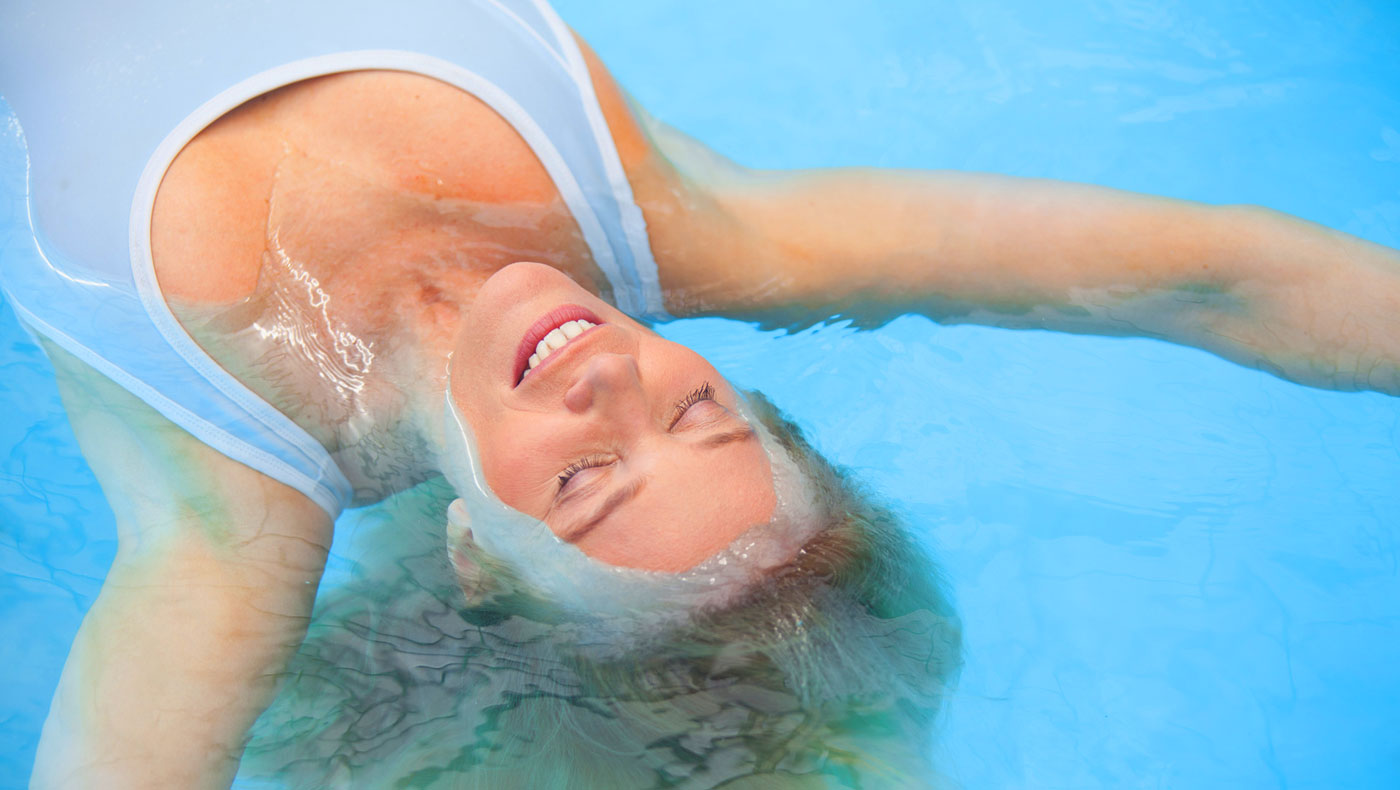 Aquatic Therapy - Applications in Pain and Psychiatric Rehabilitation by Bruce E. Becker, MD, MS