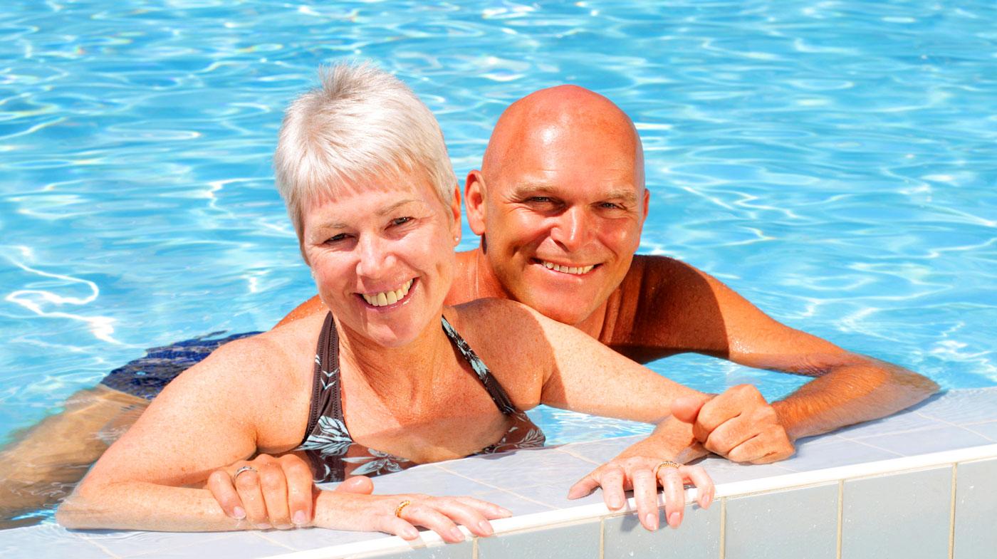 Aquatic Exercises for Good Sleep