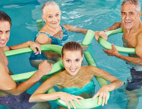 Aquatic Exercises for Knee OA