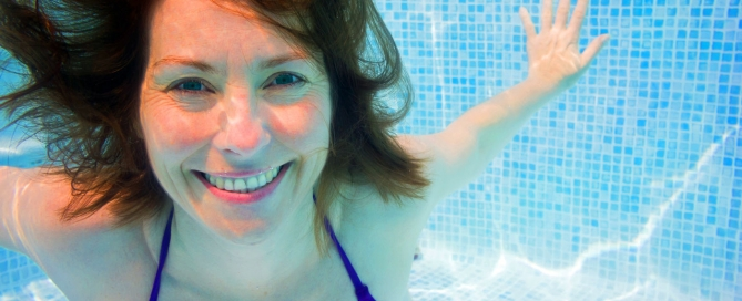 Back Pain: Aquatic Exercises and Education