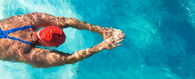 Aqua Walking & Jogging for Lumbar Spinal Stenosis